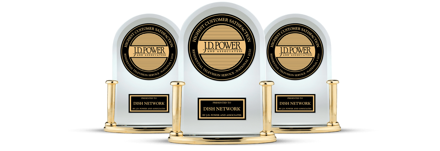 DISH Customer Satisfaction - Ranked #1 by JD Power - CERONE  SATELLITE SERVICES in Brewerton, NY - DISH Authorized Retailer